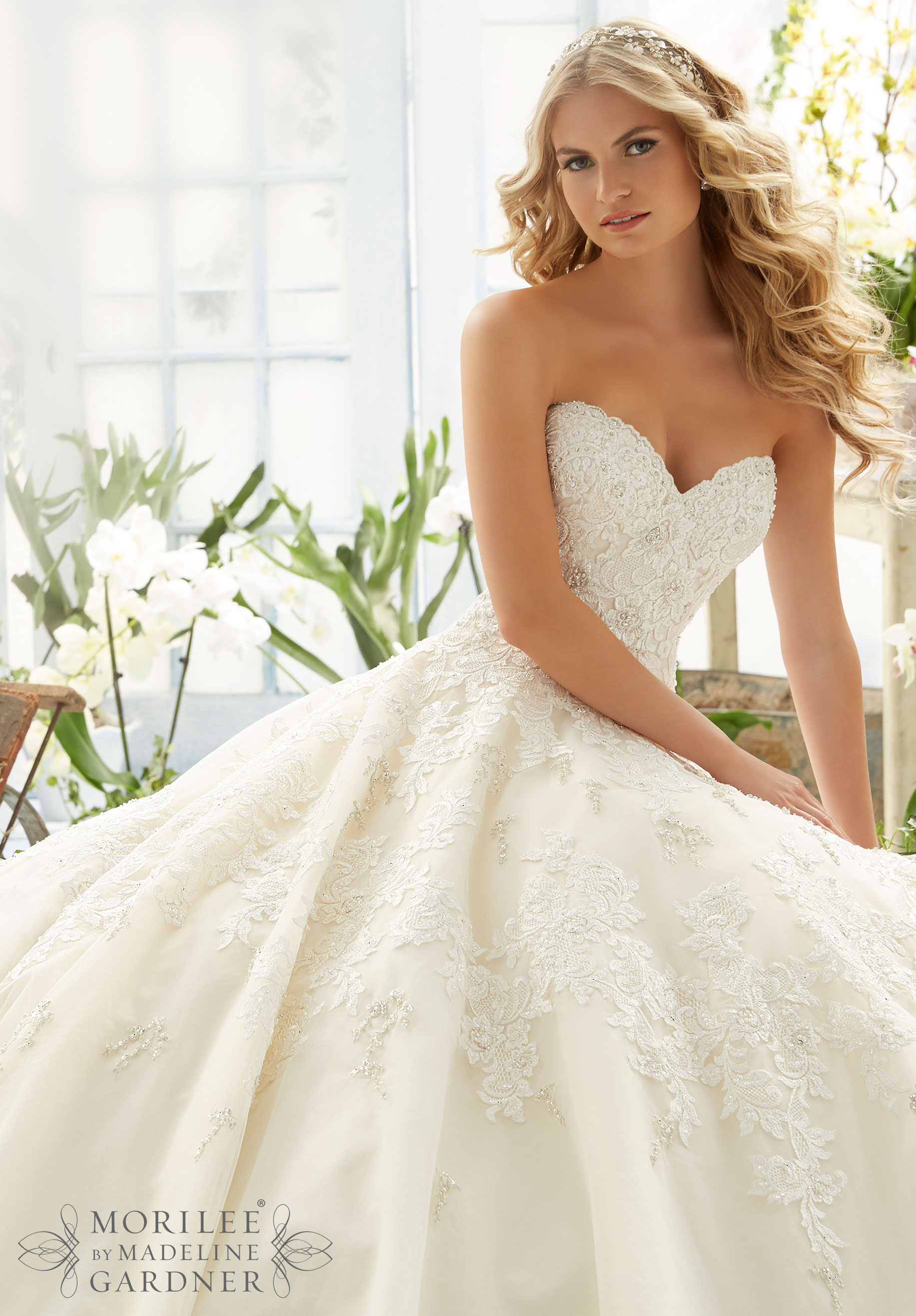 Mori Lee By Madeline Gardner Wedding Dresses Prices Ficts